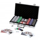 Maxam® 309Pc Poker Set W/ Alum. Case