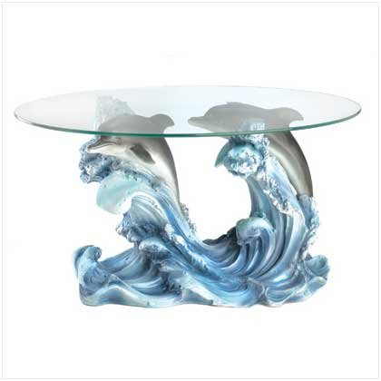 Dolphins Coffee Table