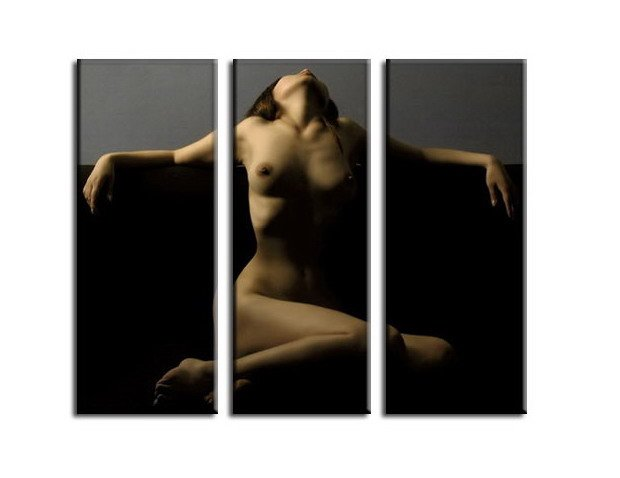 Modern Contemporary oil paintings nude girl painting nude003