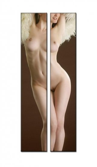 Modern Contemporary oil paintings nude girl painting nude030