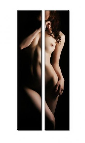 Modern Contemporary oil paintings nude girl painting nude040
