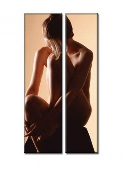 Modern Contemporary oil paintings nude girl painting nude043