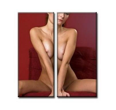 Modern Contemporary oil paintings nude girl painting nude057