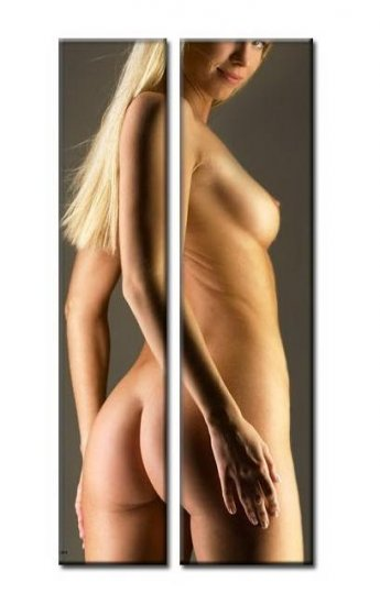 Modern Contemporary oil paintings nude girl painting nude062