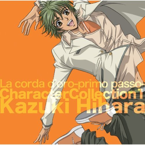 La Corda d'Oro -primo passo- Character collection1 Kazuki Hihara CD /NEW