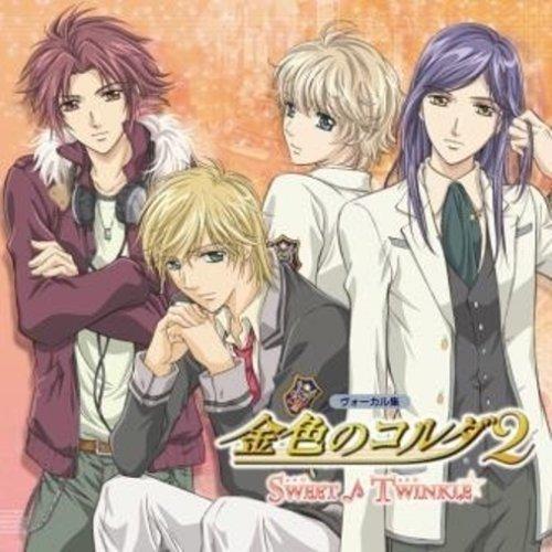 La Corda d'Oro2 -SWEET TWINKLE- game music CD /NEW