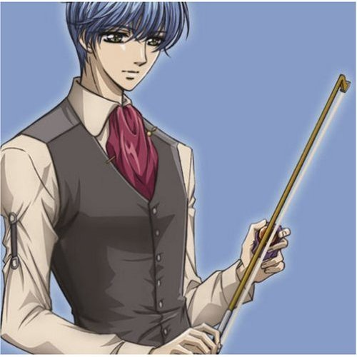 La Corda d'Oro -primo passo- Character collection5 Tsukimori CD /Used