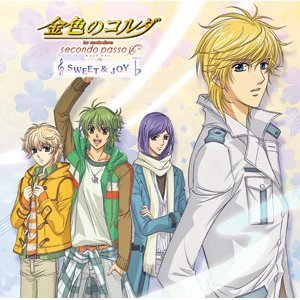La Corda d'Oro -secondo passo-SWEET&JOY Drama  CD /NEW