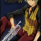 Japan Anime La Corda d'Oro -primo passo- IV 4 DVD /Used