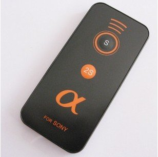 Remote control for Sony a230 a330 a450 a500 a550 a700 a900 DSLR camera