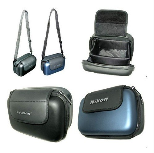 Hard shell bag case-Camcorder Panasonic SDR-S50 S26 S27 T50 HDS-SD600 SD700 TM10/15