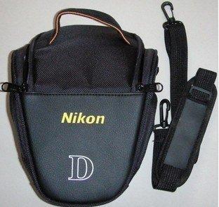 DSLR Camera Case Bag For Nikon D90 D80 D70 D60 D50 D40