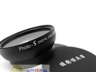 72mm 0.45x WIDE Angle + Macro Conversion LENS 72 0.45