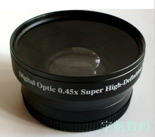 55mm 0.45x WIDE Angle + Macro Conversion LENS 55 0.45