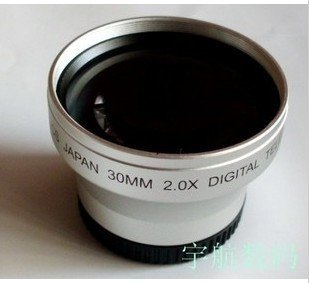 30mm 2.0x High Definition Digital Telephoto LENS