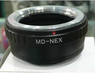 Adapter for Minolta MD mount lens to Sony E NEX-3 NEX-5 NEX5 NEX3 camera E mount