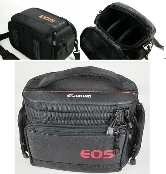 Pro Camera case bag for Canon Rebel T2i XS T1i XSi XTi