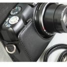 Canon Powershot SX120 IS SX110 IS SX200 SX210 camera bag case cover in black or brown
