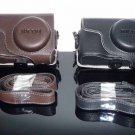 Rioch GX-200  GX-100 GX200 GX100 GRD camera leather case bag