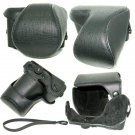 Leather case Bag For Sony NEX5 NEX-5K NEX-5A digital camera