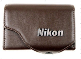 leather case bag for Nikon Coolpix S8000 S8100 S6000 S3000 S4000 S80 digital camera