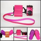 Camera Case for Canon PowerShot ELPH 500 300 100 HS 555 SD1400 SD1300 SD980 IS
