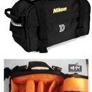 Pro camera waist (Belt )  case bag for Nikon SLR D3X D3S D700