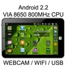"7"" iPed ePad MID Tablet PC- Android 2.2 CPU 800MHz 2GB"
