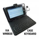 "7"" iPed MID Tablet- Android 2.2 CPU 800MHz Keyboad Case"