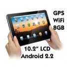 "10.2"" ePad- Flytouch III 3 MID Android 2.2 1GHz CPU 8GB HDD"
