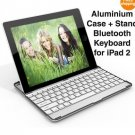 iPad 2 Aluminum Bluetooth Keyboard Case