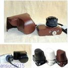 leather case bag- Samsung EV-NX100 NX100 NX-100 camera