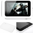 "7"" ebook eReader Android 4.0 Capacitive Tablet PC MID ALLWINNER A10 WIFI HDMI 3G 1.5GHZ 512MB 4G"