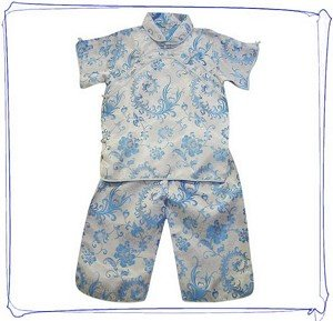 Girl's Short Sleeve Matching Set