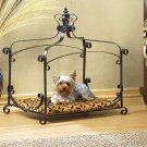 Wrought-Iron Pet Bed