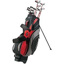 HIPPO Complete Golf Club Set w/ Bag Barely used
