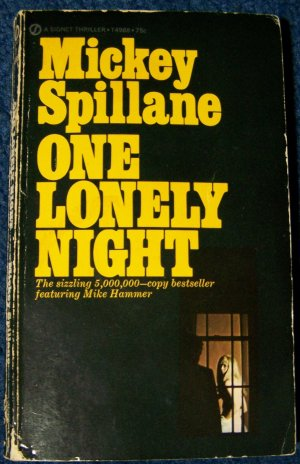Mickey Spillane - One Lonely Night (1951)