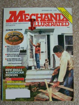 Mechanix Illustrated - September 1982