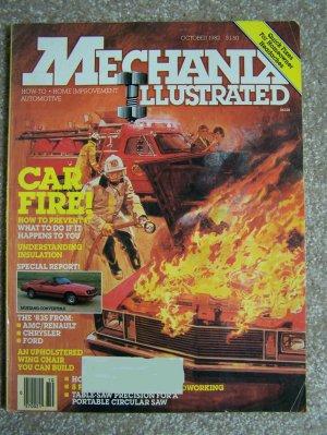 Mechanix Illustrated - October 1982