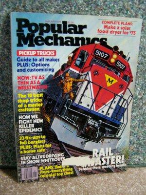 Popular Mechanics - January 1979
