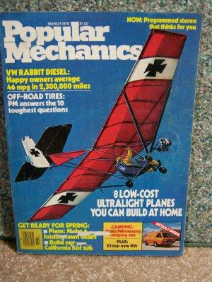 Popular Mechanics - March 1979