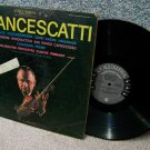 Francescatti - LP Record