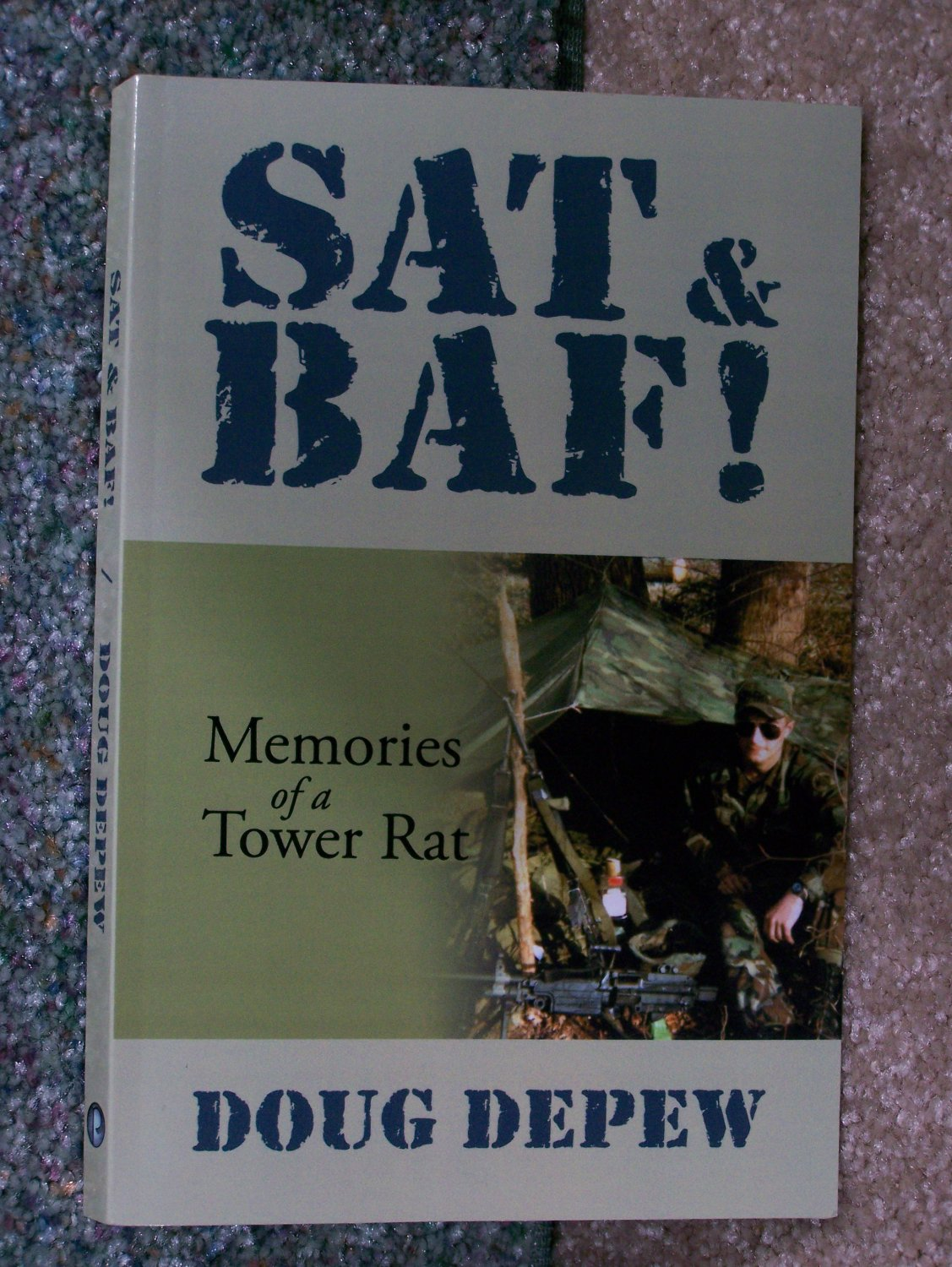 SAT & BAF - Memories of a Tower Rat