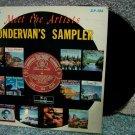 Zondervan's Sampler - Meet the Artists