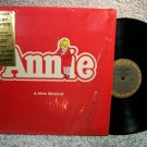 Annie - A New Musical (LP Record)
