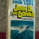 John D. MacDonald - The Last One Left
