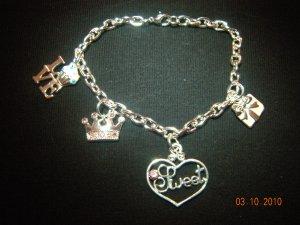 Birthday Charm Bracelet