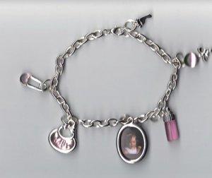 Baby Girl Charm Bracelet
