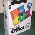 BRAND NEW MICROSOFT OFFICE 97 PROFESSIONAL EDITION FACTORY SEALED - NEW IN BOX