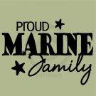 Proud Marine Family 50